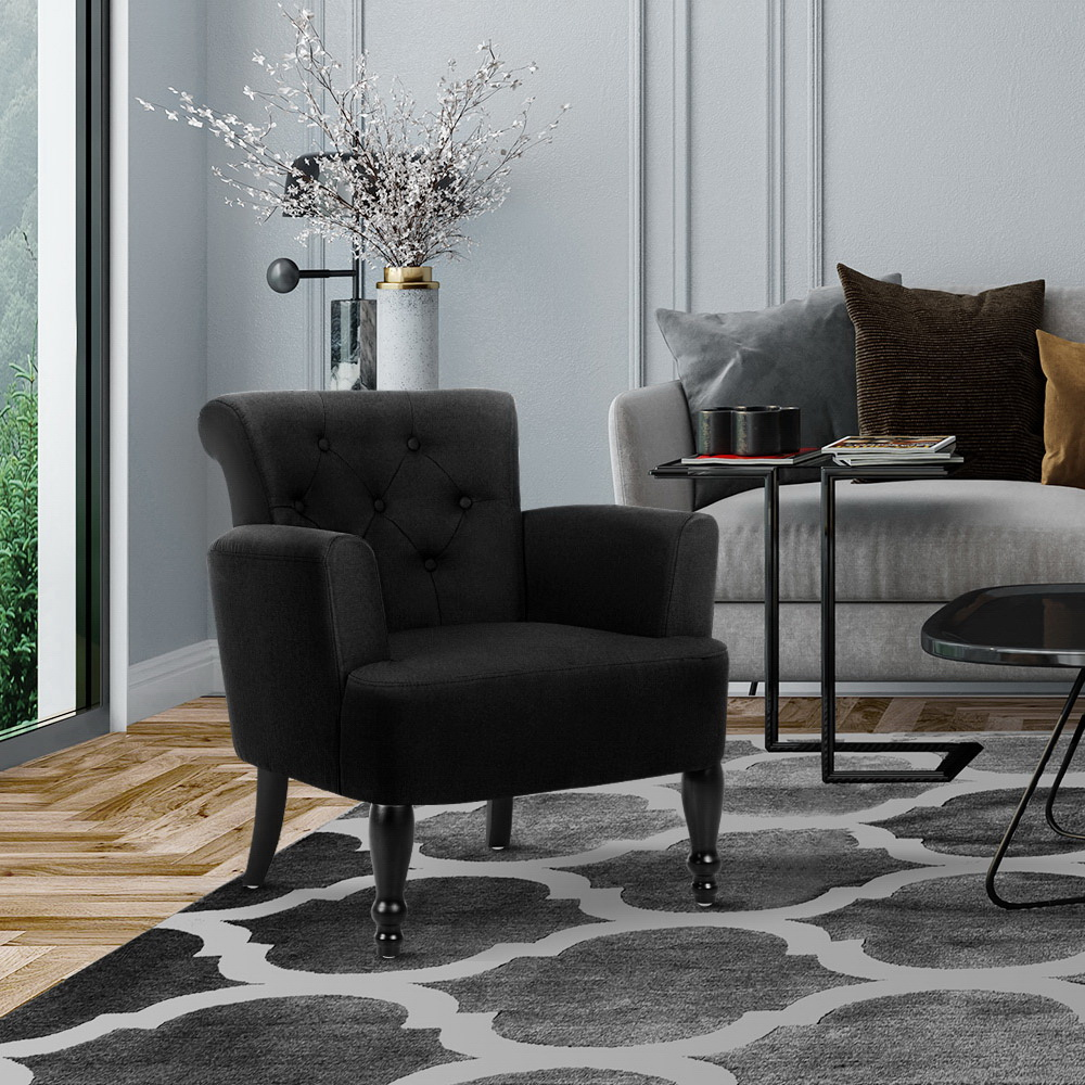 Black Leather Accent Chairs For Bariatric.Armchairs An Armchair Collection That Is Impressive Yet Affordable