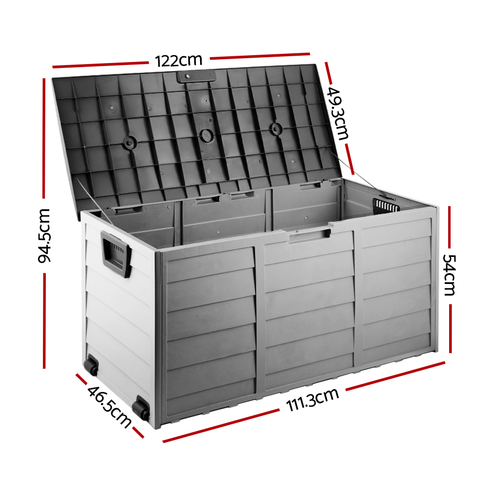 Outdoor Storage Boxes H M S Remaining