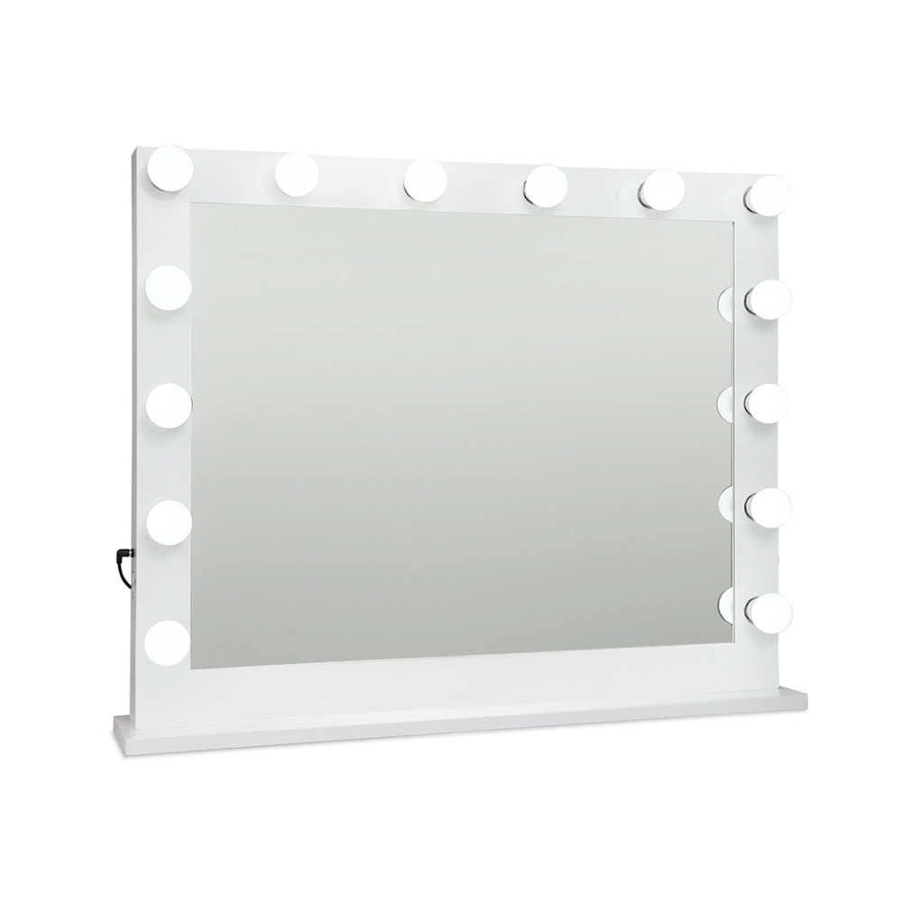 Embellir Make Up Mirror With Led Lights White Buy