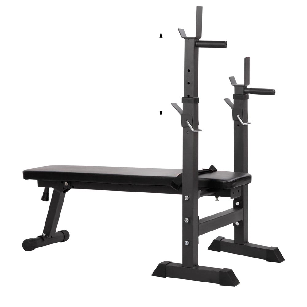 Everfit Foldable Fitness Weight Bench 330lbs Buy Weight