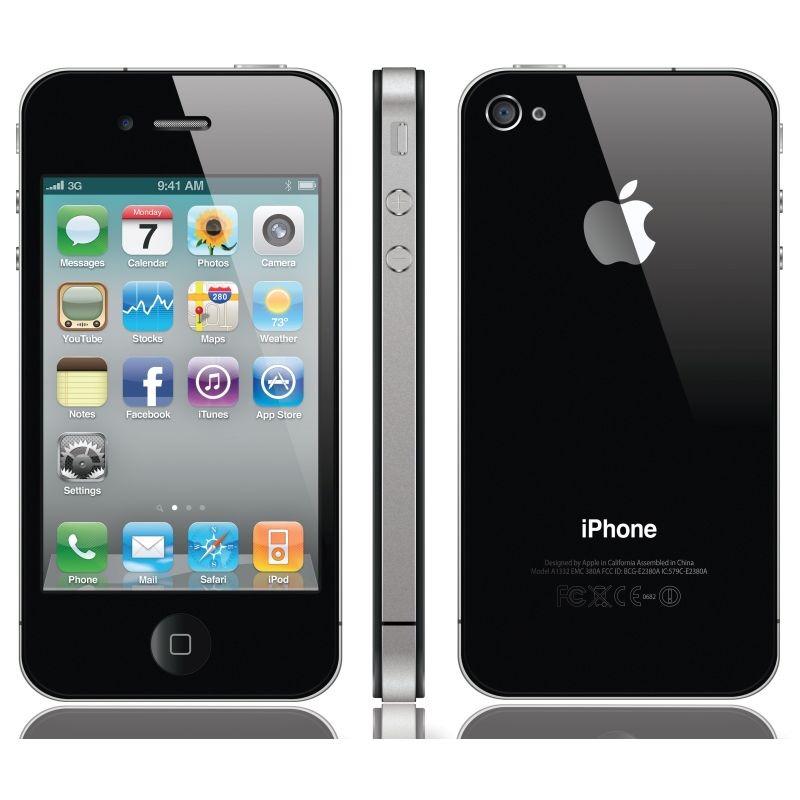 apple iphone 4s 16gb phone unlocked refurbished buy sale. Black Bedroom Furniture Sets. Home Design Ideas