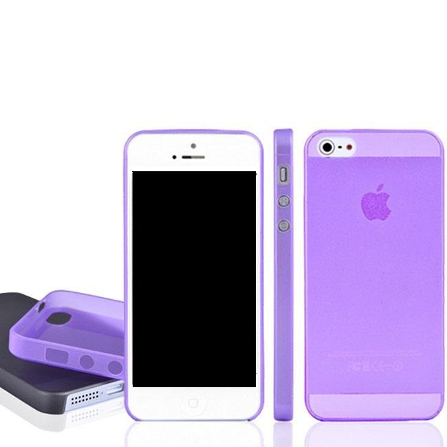 Iphone 6 Plus 5 5 Slim Frosted Clear Soft Cover Mydeal