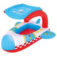 Children's Inflatable Pool Float Space Rocket