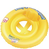 Inflatable Pool Baby Seat 1-2 Year Olds