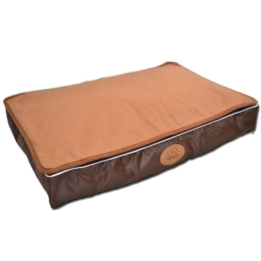 Non-Slip Soft Waterproof Dog Pet Bed Cushion 4 Size | Buy