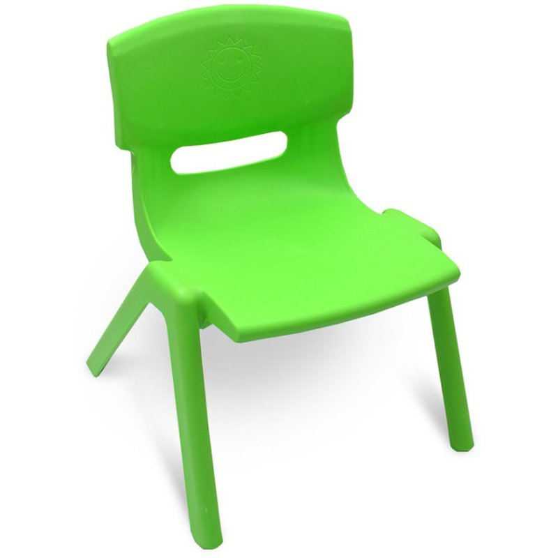 Adjustable Green Square Kid S Table With 4 Chairs Buy