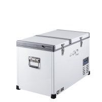 Evakool Glacier Dual Zone Chest Fridge Freezer 74L