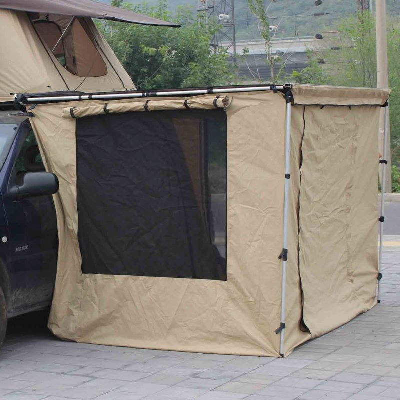 Camping 4WD Side Car Awning and Annex Set 2.5m x 3m | Buy ...