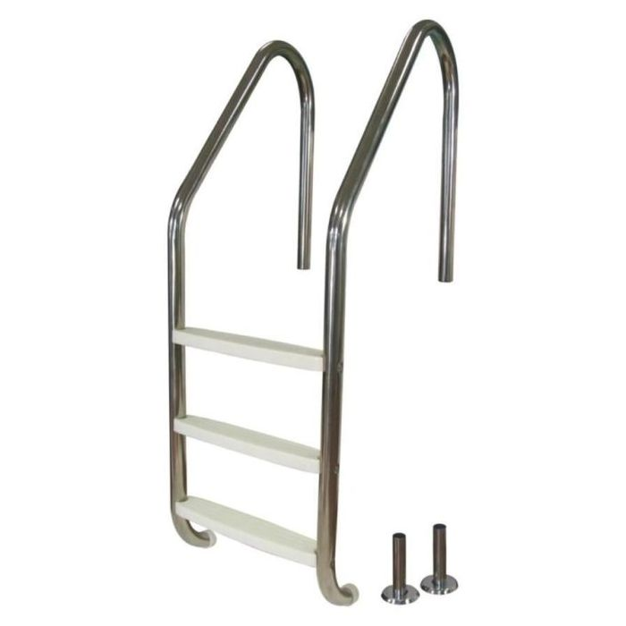 Universal In Ground Swim Pool Ladder W Arched Arms Buy