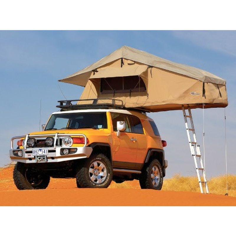 Car 4wd Camping Canvas Roof Top Tent 3 1m X 1 45m Buy Tents