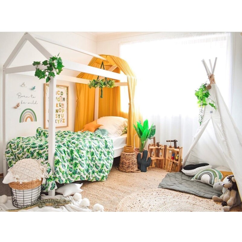 h m s Remaining. Canopy Hideaway Kids Bed  sc 1 st  MyDeal & Canopy Hideaway Kids Bed | Buy Novelty Beds - 353571