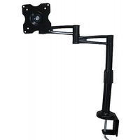 Plasma Screen TV Desk Mount in Black 10 - 13 Inch