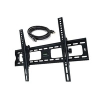 Plasma & LED TV Screen Mount in Black 30 - 60 Inch