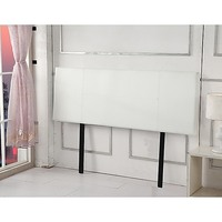 Queen Size PU Leather Bedhead Headboard in White