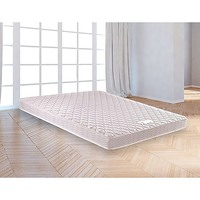 Palermo King Size Bed Bonnell Spring Mattress 15cm