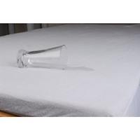 Double Mattress Protector Waterproof Terry