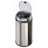 Brienz Stainless Steel Automatic Sensor Bin 30L