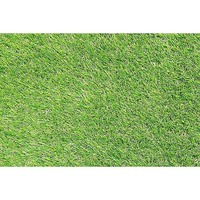 Tri-Colour Synthetic Artificial Grass 35mm 1x5m