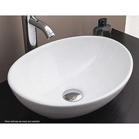 Above Counter Bathroom Vanity Ceramic Basin Sink