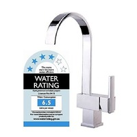 Sink Mixer Tap & Faucet with Curved Neck