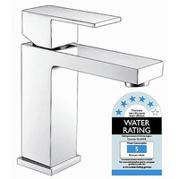 Modern Sink Mixer Tap & Faucet in Chrome 173mm