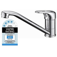 Classic Kitchen Sink Mixer Tap Faucet in Chrome