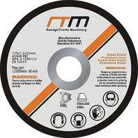 125mm 5 inch Cutting Disc - 50 Pack