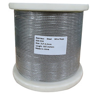 Stainless Steel Wire Rope Balustrade 3.2mm 305m