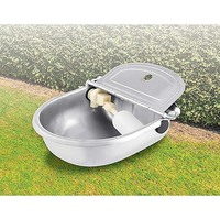 Automatic Dog Cat Pet Water Dispenser Bowl