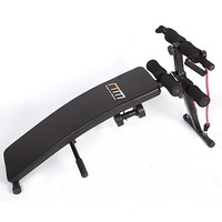Foldable Incline Gym Exercise Sit Up Weight Bench