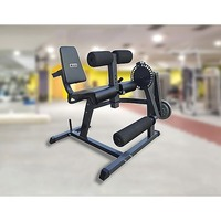 Leg Extension Curl Exercise Machine