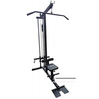 Lat Pulldown Wide Grip Bar Fitness Machine