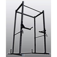 Steel Home Gym Weight Squat Power Rack 2.1m 317.5kg