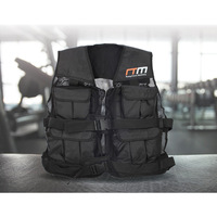 Training Weighted Vest 40lb 18kg