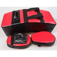 Kick Boxing Sparring Shield & Punching Pads Combo