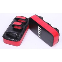 Thai Pads Kickboxing Punching Boxing Shield Red