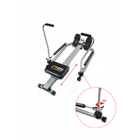 Home Gym Electronic Rower Rowing Machine  100kg