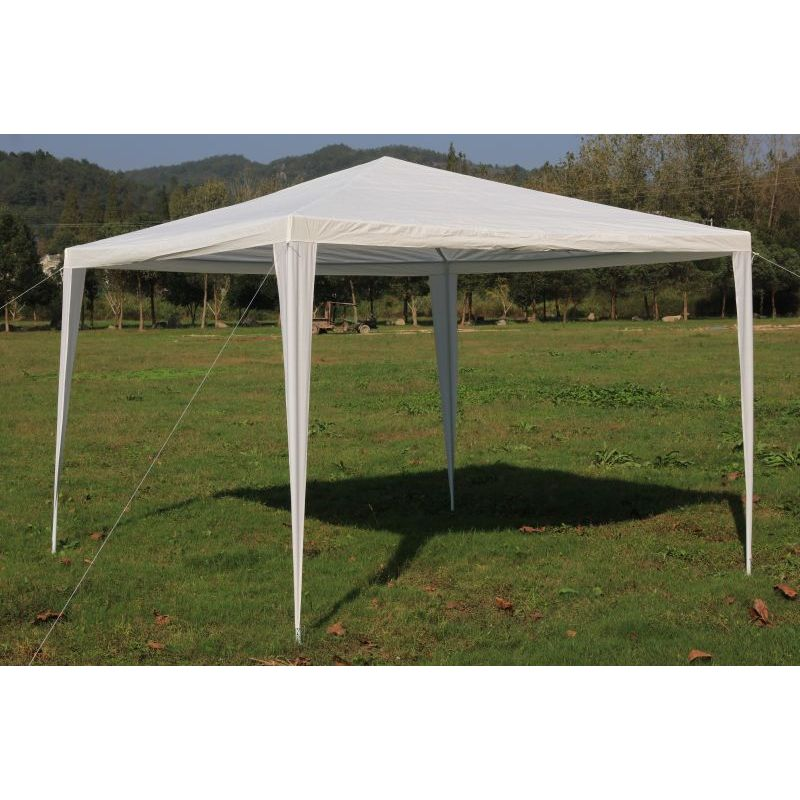Outdoor Portable Gazebo Marquee Tent In White 3x3m Buy 3x3m