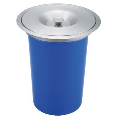 Stainless Steel Concealed Benchtop Trash Bin 8l Buy