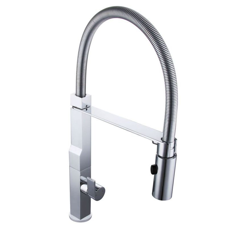 Kitchen Laundry Pull Out Faucet Mixer Tap In Chrome Buy Pull Out Taps
