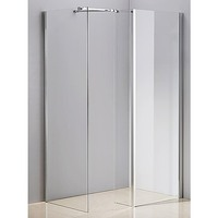Walk In Glass Shower Screen Enclosure 1200x800mm