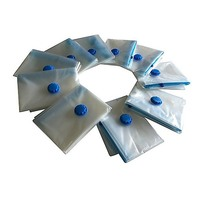 10x Jumbo Vacuum Storage Bags Anti-Pest Waterproof
