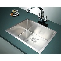 Heavy Duty Stainless Steel Kitchen Sink 550 x 455mm