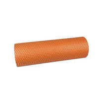 Yoga Gym Pilates EVA Foam Roller in Orange 45x15cm