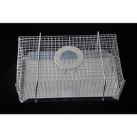 4x Metal Humane Rat and Mouse Trap Cages 295x150mm
