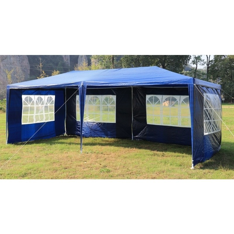 h m s Remaining. Outdoor Portable Gazebo Marquee Tent ...  sc 1 st  MyDeal & Outdoor Portable Gazebo Marquee Tent in Blue 3x6m | Buy 3x6m