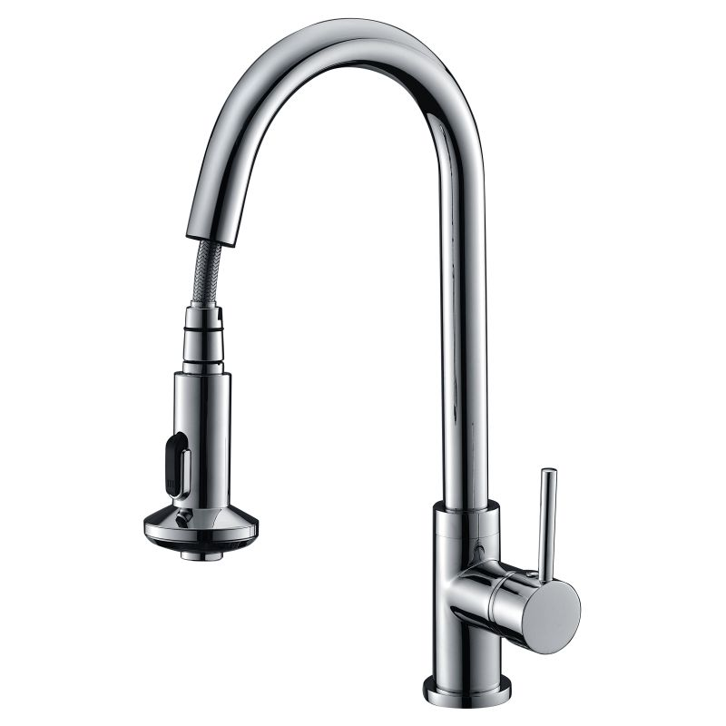 Kitchen Sink Mixer Tap Faucet With Pull Out Spray Buy Kitchen