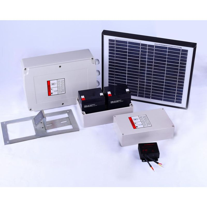 Automatic swing solar gate opener w remote kg buy