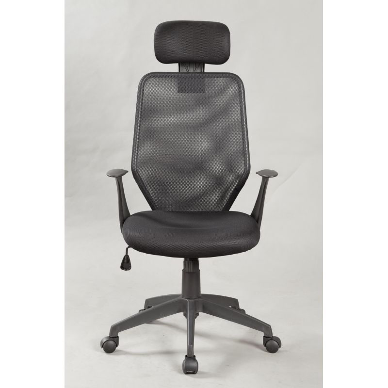 high back ergonomic office chair with headrest buy. Black Bedroom Furniture Sets. Home Design Ideas