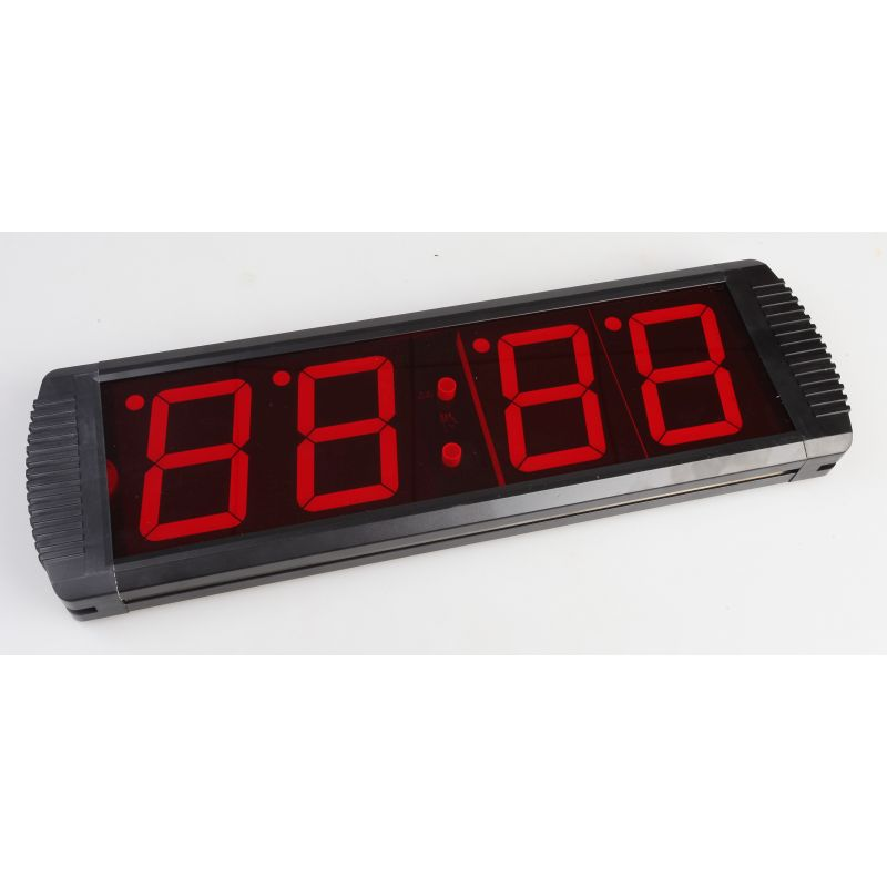 large wall digital timer interval gym fitness clock buy